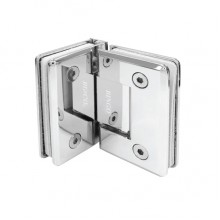BINGO® SH-01 Brass Shower Hinge - Glass to Glass (90°)