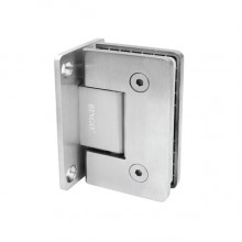 BINGO® SH-204-S Stainless Steel Shower Hinge - Glass to Wall (90°)