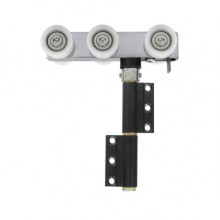 DAL® 92-TR-N Folding Door Top Roller with 6 Nylon Wheel