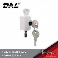 Latch Bolt Lock | DAL® LK-PL01