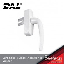 MH-022 Euro Window Handle with Single Accessories | DAL®