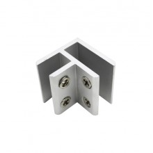 BINGO® GC-072 Glass Clips - 90° (L-Shape)