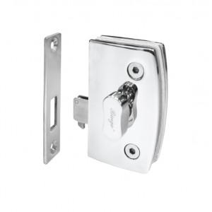 BINGO® 014 Glass Door Lock (Glass To Wall)