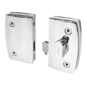 BINGO® 014K Glass Door Lock (Glass To Glass)