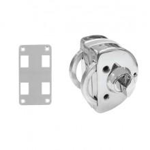 BINGO® DL-03A Glass Door Lock - Single or Double Key