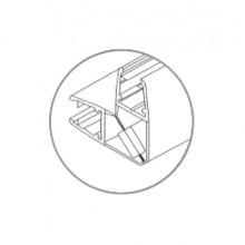 BINGO® WS-08 PVC Sealing Strip (Magnetic)