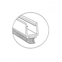 BINGO® WS-11 PVC Sealing Strip for Sealing Bristle