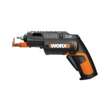 WORX® WX255 4V MAX Li-ion Slide Driver with Screwholder