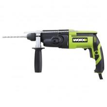 WORX® Professional Series WU340D.1 800W 3-F Rotary Hammer