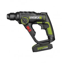 WORX® Professional Series WU390 20V MAX Li-ion Rotary Hammer