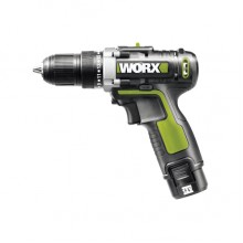 WORX® Professional Series WU128.2 12V 10mm Drill & Driver