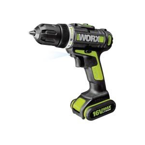 WORX® Professional Series WU171 16V 10mm Drill & Driver