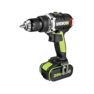 WORX® Professional Series WU175 20V MAX Li-ion Brushless Drill Driver