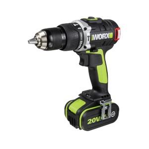 WORX® Professional Series WU309 20V MAX Li-ion Brushless Hammer Drill