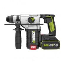 WORX® Professional Series WU388 20V MAX Li-ion Brushless Hammer Drill