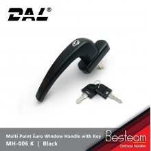 Multi point Euro Window Handle with Key | DAL® MH-006 (KEY)