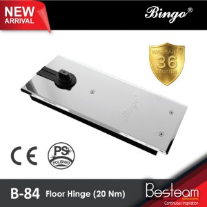 Bingo® B-84 Floor Hinge Door Closer / Floor Spring