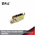 DAL® MR006N  Sliding Door Double Roller / Mix Steel / Nylone