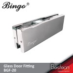 Bingo® BGF-20 Stainless Steel Glass Door Top Patch Fitting