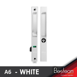DAL® A-6 Sliding Door Lock with Key (25mm)