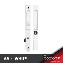 Sliding Door Lock with Key (25mm) | DAL® A-6