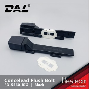Concealed Flush Bolt for folding door  | DAL® FD-5560-BIG