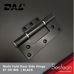 Folding Door Side Hinge | DAL® 81-SH BIG