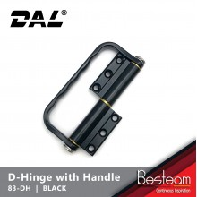 Folding Door D-Hinge with Handle | DAL® 83-DH