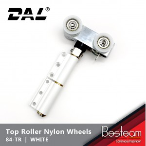 Top Roller with Nylon Wheels for Folding Door | DAL® 84-TR