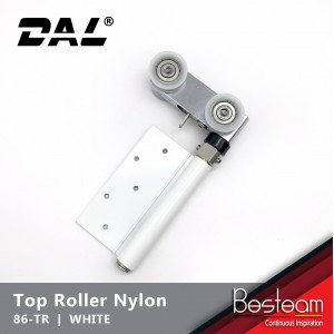 Top Roller Folding Door - Concealed with Nylon Wheels   |  DAL® 86-TR