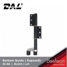 Bottom Guide for Folding Door  - Exposed Right / Left  | DAL® 88-BG