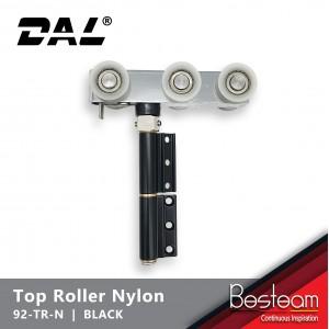 Folding Door Top Roller with 6 Nylon Wheel | DAL® 92-TR-N