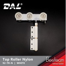 Folding Door Top Roller with 6 Nylon Wheel | DAL® 92-TR-N
