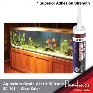 X'traseal® SA-106 Aquarium Grade Acetic Silicone 300ML