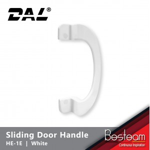 Sliding Door handle Solid Aluminium - HE-1E | DAL