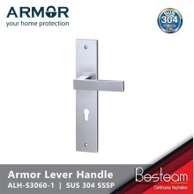 ALH-S3060-1 S/Steel SUS304 Lever Handle | Armor