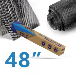 DAL® Anti-insect Aluminum Mosquito Netting Screen Mesh 30 meter (100ft) 霸氣防蚊蟲鋁合金網