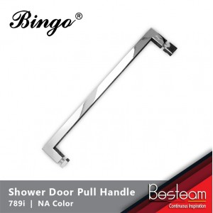 789i Shower Glass Door Pull Handle SUS304 | Bingo®