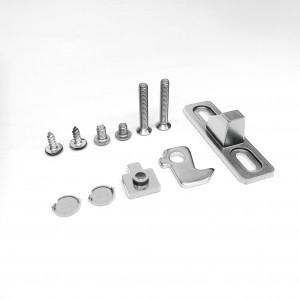 B5 Sliding Door Lockset Without Key 25mm/32mm | DAL®
